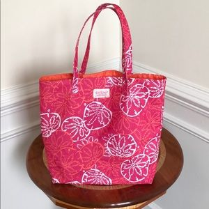 Lilly Pulitzer for Estée Lauder Tote